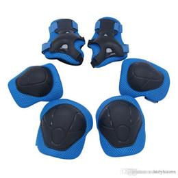 All'ingrosso-Kids Child LegWarmers Gomitiere da ginocchiere Protettivi Protezione per il polso Protezione per il pattinaggio a rotelle Pattinaggio P15 da