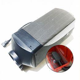 Wholesale air car park - Fuel Tank+5KW Air Diesel Parking Heater 12V for Trucks Car Bus Motor-Homes Boats Warming Air Heater-Similar Webasto Car Heater