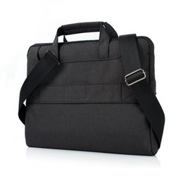 Wholesale macbook pro 17 new - For Macbook Air  Pro Retina full series Laptop Handbag with straps New Leather Full Protective Laptop Cover