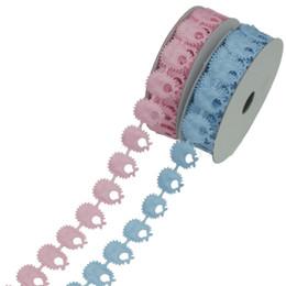 Детские ножные ленты онлайн-мальчик девочка ноги фидер ленты для партии день рождения свадьба DIY ремесла подарок упаковка пояса украшения швейные ручной работы упаковка
