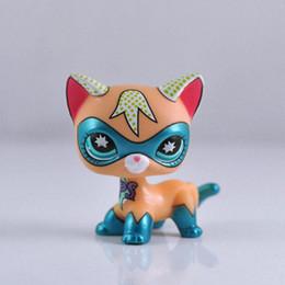 Super chats en Ligne-Rare COMIC CON CAT Super Collection enfants Enfant bébé Jouet LPS