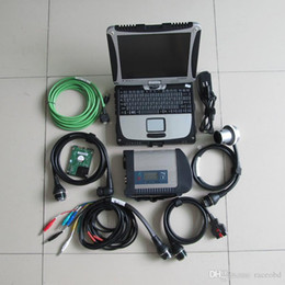 Wholesale mercedes benz star diagnostic c4 - for mb star c4 connect automotive diagnostic tool with 320gb hdd with laptop cf19 touch screen ready to use for mercedes