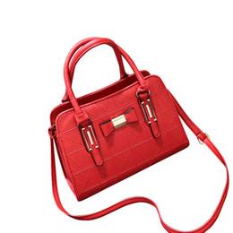 59873a3dac85 2018 New Famous Brand Designer Handbags Women Crossbody Messenger Bags  Bowknot Pure Color Clutch Shoulder Bag Bolsas Feminina