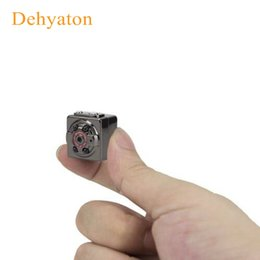 Wholesale Micro Action Camera - Wholesale-Dehyaton SQ8 1080P Night Version HD Camera Motion Detection cam Kamera Wireless Micro Action DVR mini camcorder support TF card