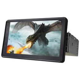 Canada COIKA Android 8.0 / 9.0 Système One Din Lecteur DVD de voiture GPS Navi Stéréo Octa Core 4 + 32G RAM Radio Multimédia BT Annuaire RDS Sortie vidéo complète Offre