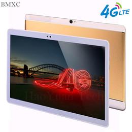 "Billige tabletten bluetooth online-Freie Verschiffen-Marke 4G Tablets Metal preiswerte Tablette 10.1 Zoll Tablette PCS 10.1 ""IPS Schirm Android 7.0 PC GPS WIFI bluetooth"