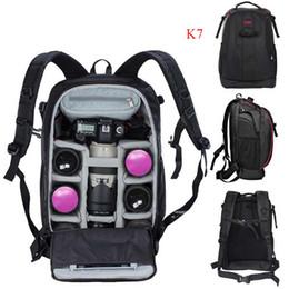 Foto de la fotografía mochila de la bolsa fotografia DSLR Cámara de viaje Bolsas de almacenamiento mochila portátil para Canon Nikon lente casos #SS desde fabricantes