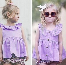 70a94fe8991d2 Ins new new Hot Sell Baby Vêtements Enfants Vêtements pour garçons et filles  Adorables Jupe Enfant Camisole Élastique Robe Cardigan peu coûteux nouvelle  ...