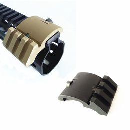 Canada Support profilé extra-bas Picatinny Rail Mount 45 noir latéral de degré 20mm pour le point rouge / Mangifiers / lampes de poche AR Offre