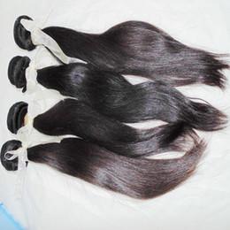 3 demetleri mix uzunlukları SADECE 8A bakire saç Filipinli doğal ipeksi düz örgü demetleri Uzun vadeli iş sonsuza cheap filipino weave bundle nereden filipino örgü paketi tedarikçiler