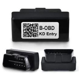 chave de carro chevrolet chip Desconto KeyDire marca B-OBD KD Entry transformar smartphones para carro remotos sem esforço