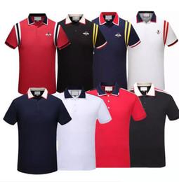 cigarros franceses Desconto 2018 os mais recentes designers, designers masculinos, camisetas, algodão de alta qualidade, colarinho, shorts de verão, camisetas masculinas, camisetas masculinas legais.