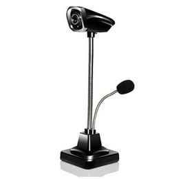 Wholesale Cmos Computers - Free Shipping USB Webcam HD 1080p Network Web Camera Night Version for Desktop Laptop PC Computer