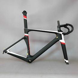 manípulo de carbono mate Desconto Peças de Bicicleta de carbono Novo design FM005 estrada bicicletas quadro de carbono com guiador 2018 AERO projeto top 10 melhores bicicletas de estrada quadro de carbono