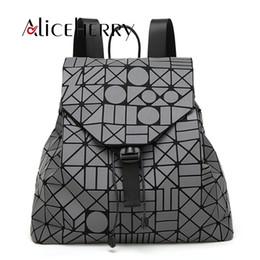 8ec6628a20117 jugendlich mädchen rucksäcke Rabatt Frauen Schüler Rucksack für Teenager  Teen Mädchen Geometrische Plaid Rucksäcke Rucksack Escolar