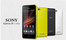 Wholesale 5mp phones - Hot Sale Original Phone for Sony Xperia M C1905 Dual-core Unlocked Android Os 5mp Camera Gps Wifi 1gb Ram 4gb Rom cellphone Shipping