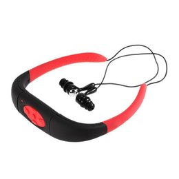 Wholesale Mp3 Dive - Sport Waterproof 8GB Swimming Diving Underwater MP3 Player FM Radio Earphone