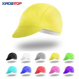 HOT Quality Cycling Caps Team Men Women Ciclismo Head wear Sun UV Hat MTB  Bike Bicycle Team Helmet inside Cap Hood Running Hat ROAD Bike d2d3d8f1e339