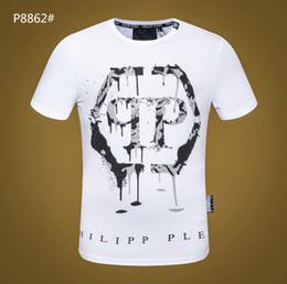 Printemps / Eté 2018 designer de marque italienne de luxe T-shirt brodé au décontracté T-shirt col rond medusa géométrique hommes ? partir de fabricateur