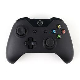 Xbox controller wireless para pc on-line-Controlador sem fio para XBOX One Gamepad Game Pad PC de Metal Joystick com Pacote de varejo LOGOTIPO DHL