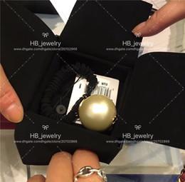 2019 ткань цветок волос галстук Модный бренд Есть марки Высокая версия Дизайнерский жемчуг Волосы веревка / лента для волос для леди Дизайн Женщины Партии Свадьба Роскошные Украшения для Невесты