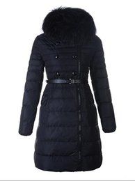 Wholesale France Down Jackets - France Luxury Winter Coat Women Thin Outerwear 90% White Goose Down Coats Stand Collar Casual Slim Parkas Solid Jacket online 3355