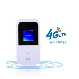Wholesale 3g 4g Wireless Router - Cheap price 3G 4g mini wifi router with sim card slot