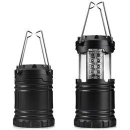 2019 audi a4 chips Plegable 30 LED ligero portátil acampar linterna colgar carpa linterna luz emergencias Linternas para senderismo Camping