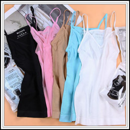 Wholesale fat clothes - 5 Colors Japan MUNAFIE Body Sculpting Clothing Fat Burning Abdomen Postpartum Seamless Underwear Body Vest Mmemory Harness CCA10060 30pcs