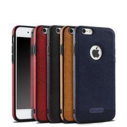 Canada Coque de protection souple en TPU pour entreprise en cuir Coques de protection complets pour iPhone X Xr Xs Max 8 7 6 6S Plus Samsung S8 S9 Plus Offre