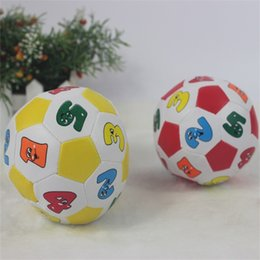 Wholesale unique for sale - Fun Early Education Baby Toys For Unique Gifts Intelligence Develop Balls Creative Baby Puzzle Math Counting Ball Hot Sale 3 09qw Z