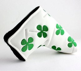 Wholesale Head Horses - Dark Horse Golf lucky cover Golf Blade Style Putter Head cover