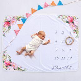 Babydecke stoffe online-Neugeborene Fotografie Requisiten Babydecke Hintergrund Decke Teppich Babydecken Babys Foto Requisiten Fotografie Stoffe Zubehör