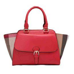 Wholesale Hands Bag Candy - High quality replica babelly women hand bag Fashion designer handbags leather purses women shoulder bag luxury handbags crossbody bags