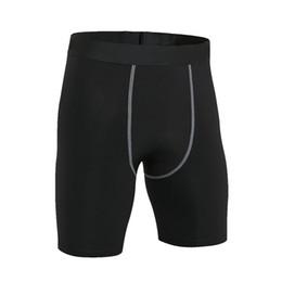 Wholesale Men Tight Football Shorts - JINXIUSHIRT Summer Running tight Men Sport Bottom Football Short Gym Fitness Tight Shorts Training Sports Compression Short
