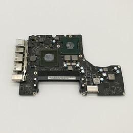 "2019 samsung np Para Macbook Motherboard 13 ""Laptop A1342 Placa de Lógica 2.4 GHz"" Core 2 Duo ""P8600 820-2877-B 661-5640 EMC 2395"