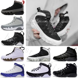 Wholesale Hot Pink Suede Boots - New Hot cheap 9 Mens Basketball Shoes Anthracite Barons The Spirit doernbecher 2018thracite Spirit release sport sneaker Boots size US 7-13