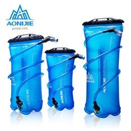 AONIJIE SD16 Мягкий резервуар для воды Водный пакет Гидратация Мешок для хранения воды BPA Free - 1.5L 2L 3L Беговой Велоспорт Жилет Рюкзак от
