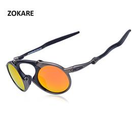 Argentina ZOKARE Gafas de sol de ciclismo polarizadas Unisex Deportes Gafas de Aleación de La Bicicleta de Montaña Correr Ciclismo de Pesca Gafas oculos ciclismo Suministro