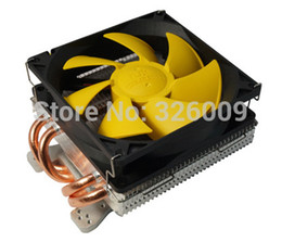Wholesale Graphics Cards Ati - Wholesale- 90mm fan 4 heatpipe VGA cooler, nVIDIA ATI graphics card cooler cooling VGA fan CoolerBoss VG925 VG954
