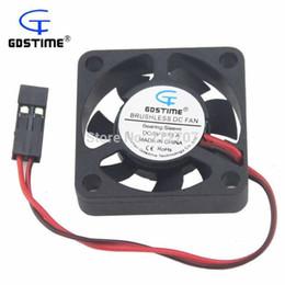 50PCS Gdstime 30mm 30x30x7mm 3cm Dupont 2Pin 5V DC Mini Cooling Fan Cooler от Поставщики охладители intel cpu