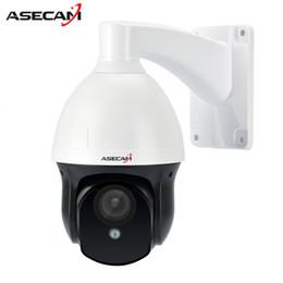 Hd ptz camera visione notturna online-Telecamera IP PTOT HD 1080P Zoom automatico Cupola 3x ottica 2.8 ~ 8mm lente Sicurezza Rete interna esterna Onvfi P2P Visione notturna