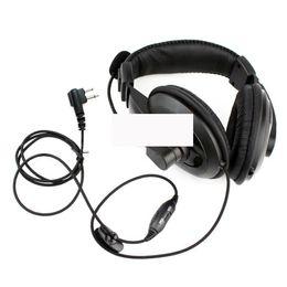 Wholesale Head Boom - 2pin Over Head Headset Earpiece Boom Mic Headphone Earphone For Motorola 2 Two Way Radio CLS1110 CLS1413 CLS1450 CLS1410 VL50