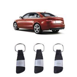 2019 nissan car shell caso remoto Chaveiro carro Chaveiro Para Audi A3 A4 A5 A6 A7 Q3 Q5 Q7 S3 S4 S5 S6 Sline etc.