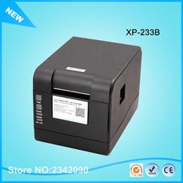 Wholesale Printer Code - BQ-233B USB interface Thermal barcode printer sticker printer Qr code the non-drying label