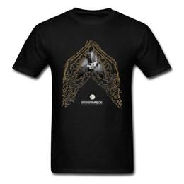Canada Coeur Mudra Sur T-shirt Noir 2018 Homme T Shirt Personnalisé Pour Amoureux De La Saint Valentin Conception Nouveauté Exotique Chic T-shirt cheap exotic novelty Offre