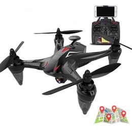 2019 drones di controllo radiofonico 5G GW198 Brushless Racing Drone GPS Hover 400M Drone con fotocamera Elicottero Radio Control Global Drone C4398 drones di controllo radiofonico economici