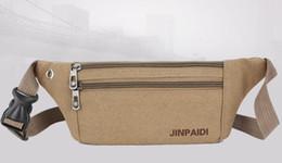 Wholesale Mobile Strips - Unisex Outdoor Cycling Waistpack Jogging Running Sport Waist Bag Reflective Strip Bag Fashion Malathon Mobile Phone Bag