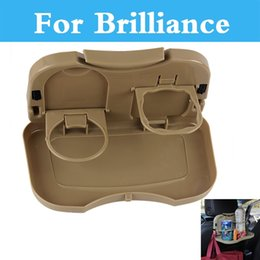 Wholesale car brilliance - New Double Car Cup Holder Drinks Holders Car Accessories For Brilliance M1 (Bs6) M2 (Bs4) M3 (Bc3) V5 Frv (Bs2) H230 H530