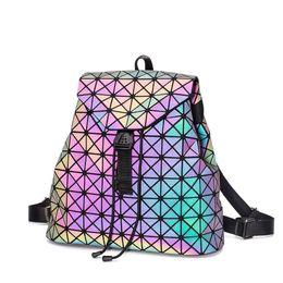 Sporttaschen & -Rucksäcke GEOMETRIC Triangles Backpack Stück Deutsch Rucksack